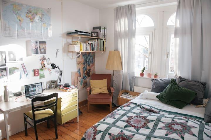Zimmer nahe Stadt und Messe - Hannover - Appartement