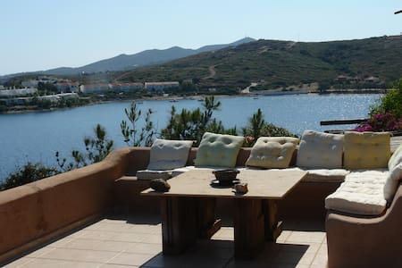 Villa on the Cape in Sounio with direct sea access - Anatoliki Attiki