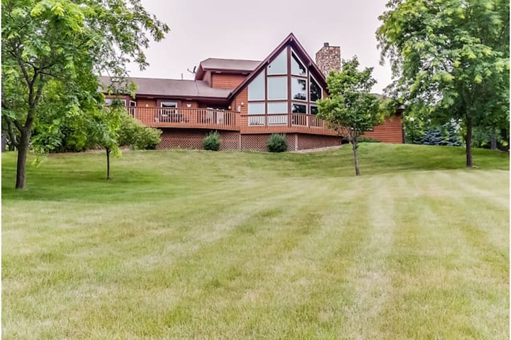 2017 US Open - Panoramic Country Estate - Richfield - Casa