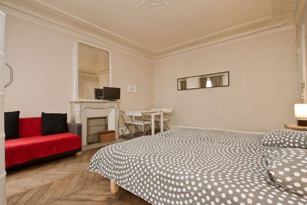 LE MARAIS PARIS APARTMENT 5 PERS.