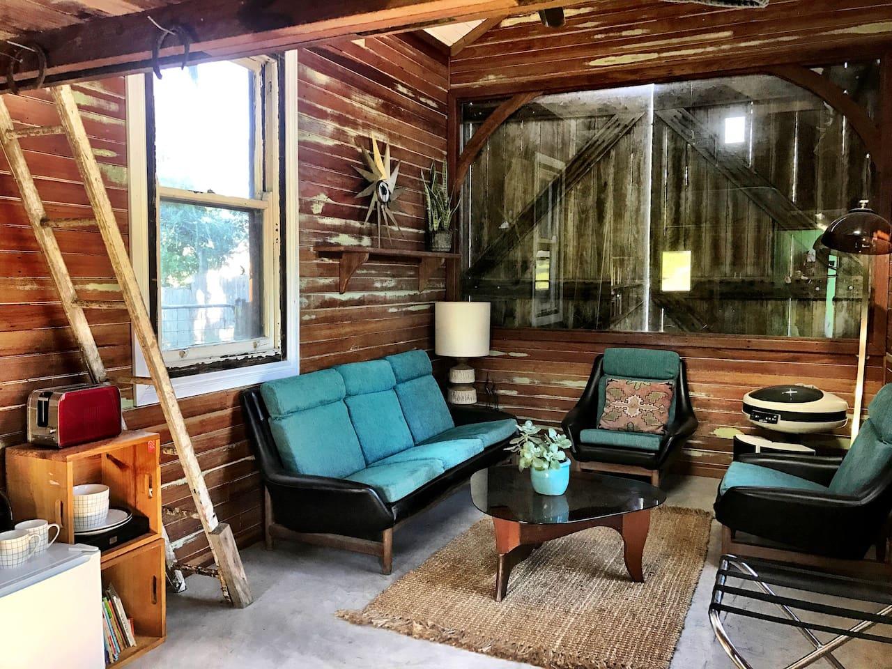 Wooden cabin in beautiful Bellingen