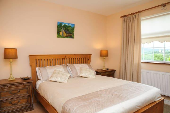 downstairs bedroom - Cahersiveen - Bed & Breakfast