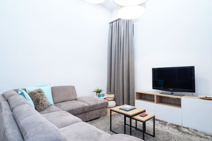Super Central Apartment with A/C