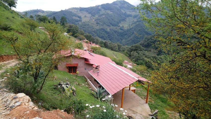 Cabañas Xakali/Cabaña La Joya
