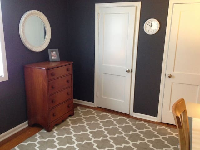 Cozy bdroom in Philly suburb - Hatboro