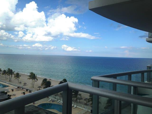1/1 Ocean View in Sunny Isles Beach