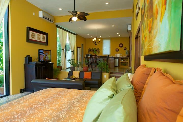 Sunflower Studio at Casa Rainbow