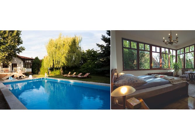 Mercedes Garden – Villa with swimming pool + sauna