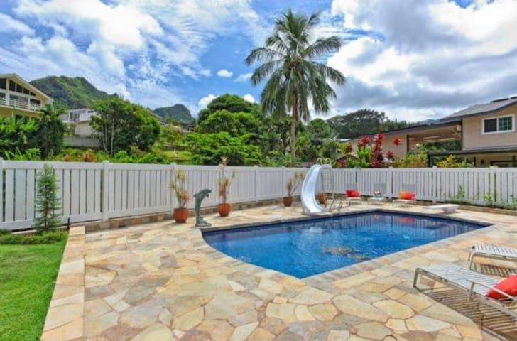 Peaceful and quiet! - Kailua - Apartment