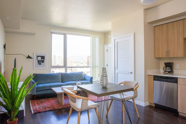 Lively 1BR in San Jose by Sonder