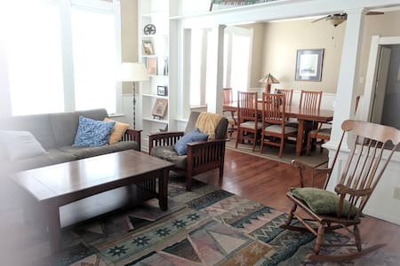 Historic Executive Apt Extended Stay Beaumont 2bdr