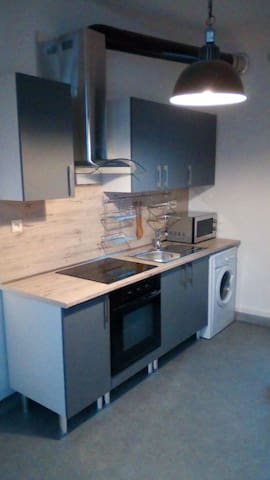Appartement centre Nevers