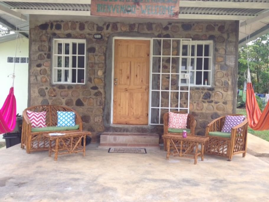 Welcome to the Coffee Plantation Cottage!