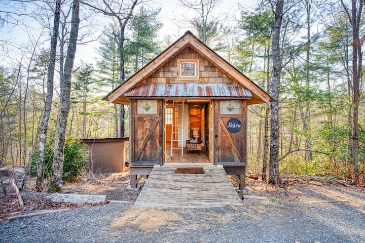 Restore//Little Rustic Mountain Retreat-Blue Ridge