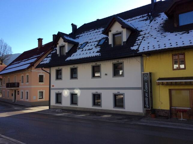Apartma Godler - Rateče - Apartemen