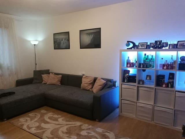 Schönes Gästezimmer, perfekte Lage in Nippes