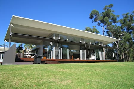 """Willabah"" Luxury 5br Country Homestead - Bulahdelah - Casa"