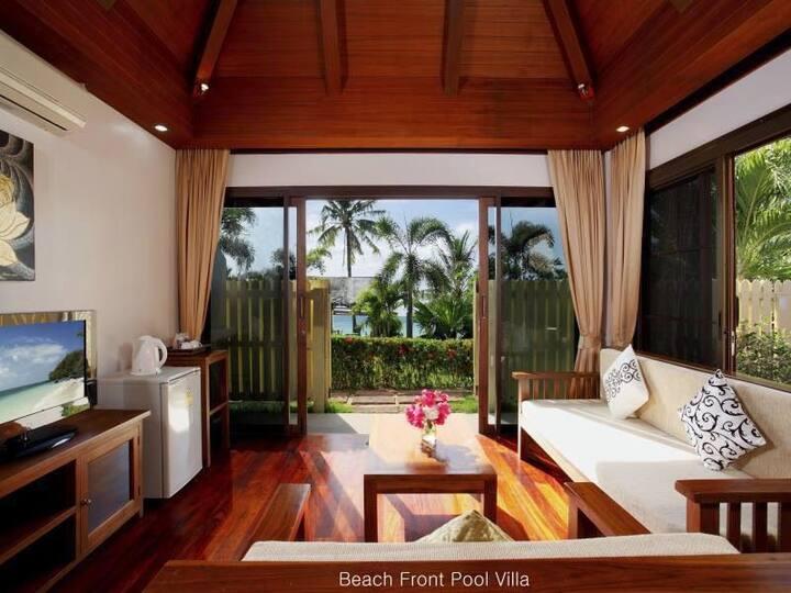 Beach side pool villa@Dream Sea Pool Villa
