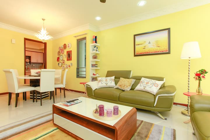 Feel Right At Home in Subang Jaya - Subang Jaya - Huoneisto