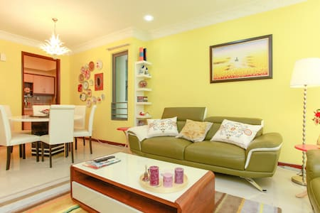 Feel Right At Home in Subang Jaya - Subang Jaya - Lejlighed