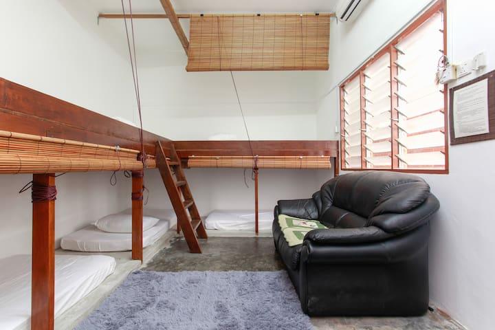 Project Uchi hostel - SS2, PJ area
