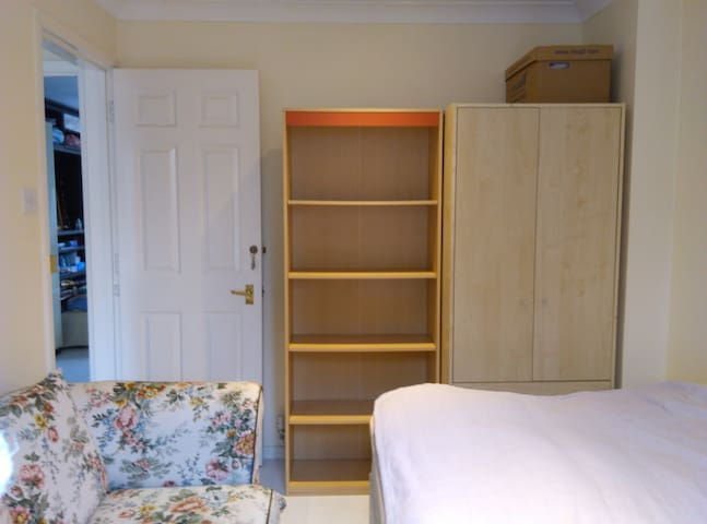 A small room for Solo travel in central London