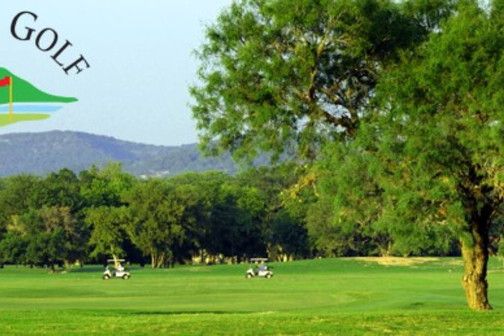 Utopia Golf famous for movie Seven Days in Utopia, Golf's Sacred Journey with Robert Duvall.