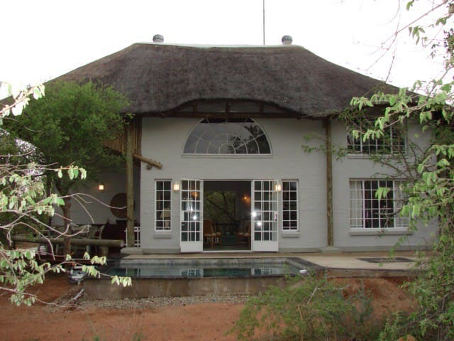 Kruger River Villas - Hyena House - Marloth Park - Casa