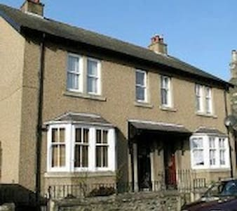 3 Bedroomed semi detached house  - Peebles