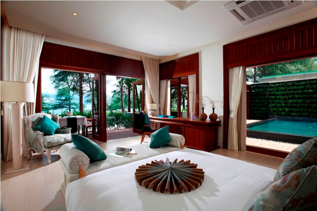 Luxury 2 Bedroom Private Pool Villa