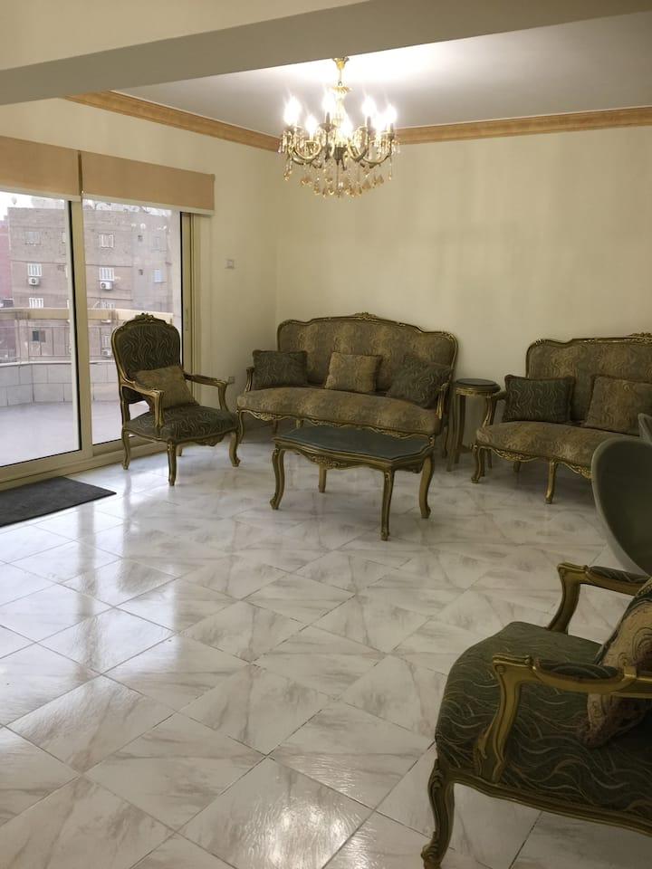 Lebanon St. a side Apartment