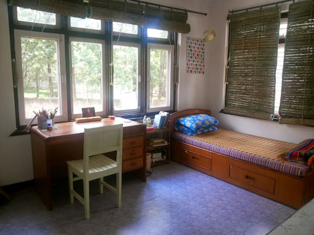Best Kathmandu singlebed Boudha - Kathmandu - Apartment