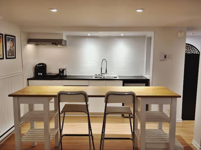 Magnifique studio tout équipé - Montréal - Apartment