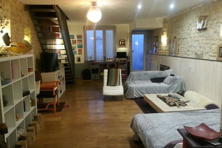 4 BR HOUSE  IN TOWN, GARDEN & BIKES - Rochelle