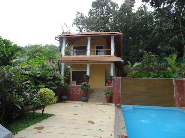 Serendipity House Pool Villa - Reis Magos - Kisház