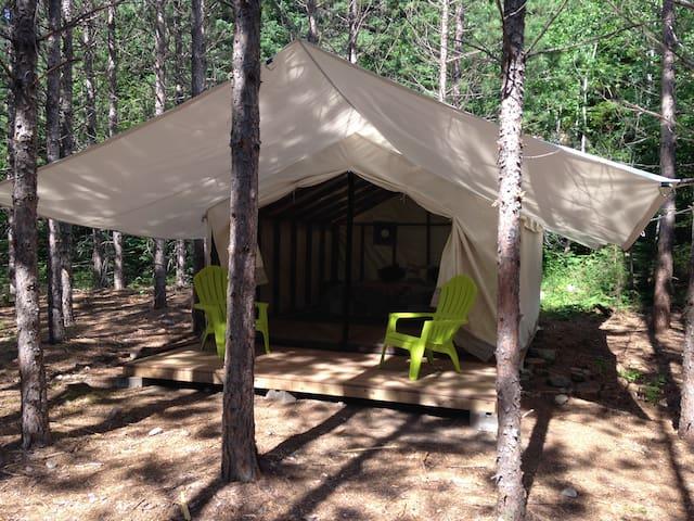 The Burler Tent