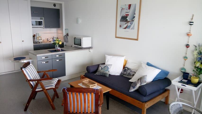 Pleine vue mer - Concarneau - Apartment
