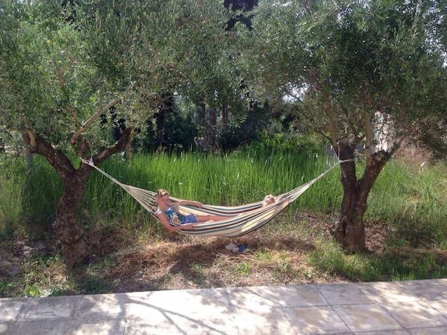 1 room in Greek 3 bed home - Lithakia - Σπίτι