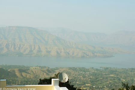 Estonia Valley View - Panchgani