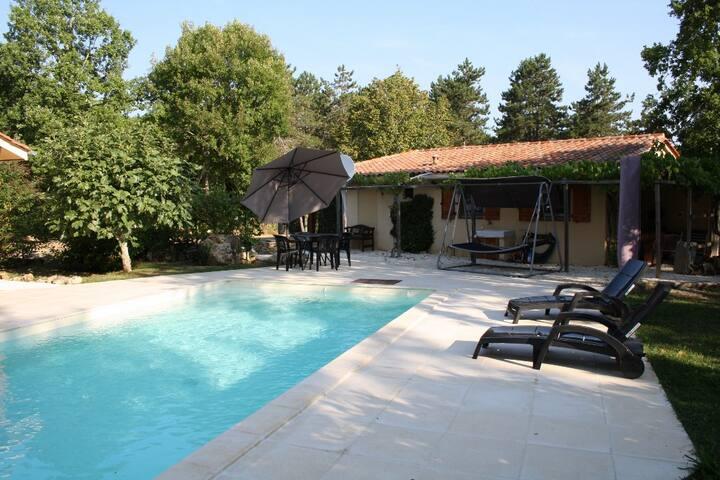 Borie d'Orie - private pool