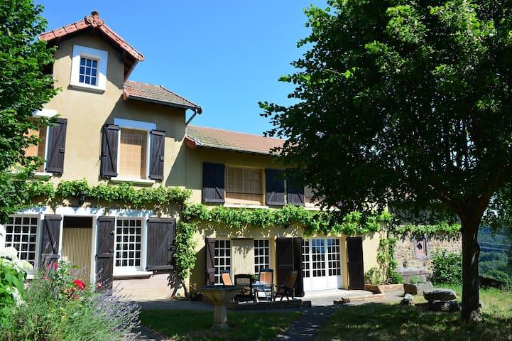 Maison Le Beau Séjour - Marsac-en-Livradois