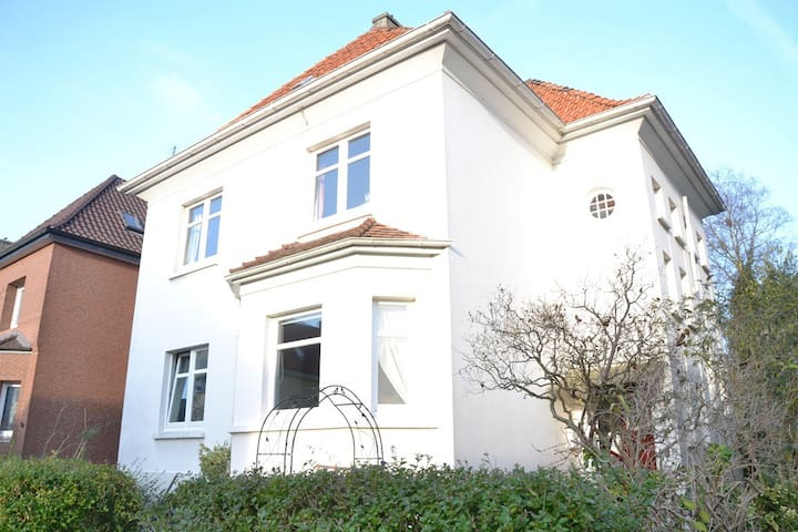 16 sqm room, quiet street - Oldenburg - Apartmen