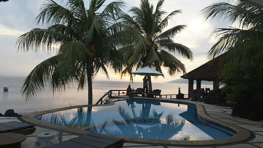 Paradise within Paradise - Tulamben  - Vila