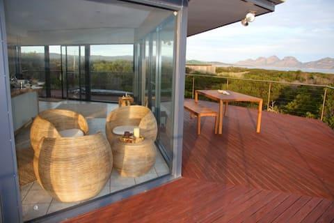 Cape Glop Freycinet views