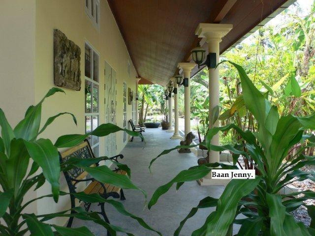 "The Tropic ""Jenny House"" Thailand - Takua Pa - Hus"