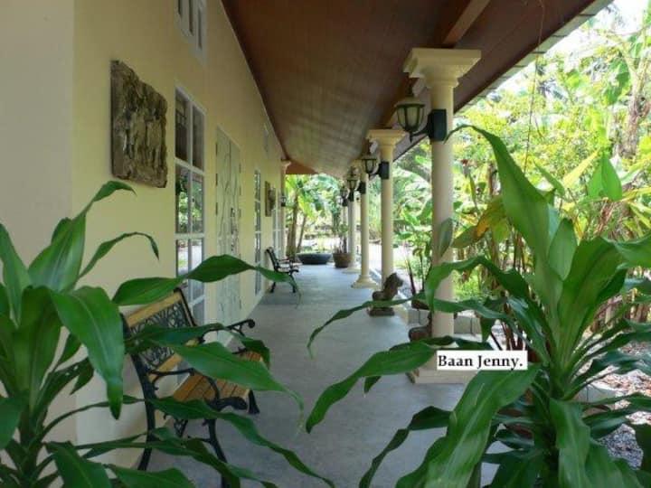 "The Tropic ""Jenny House"" Thailand"