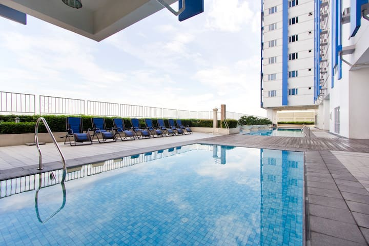 Condo Studio Luxe in Princeton Res. - Quezon City - Apartment