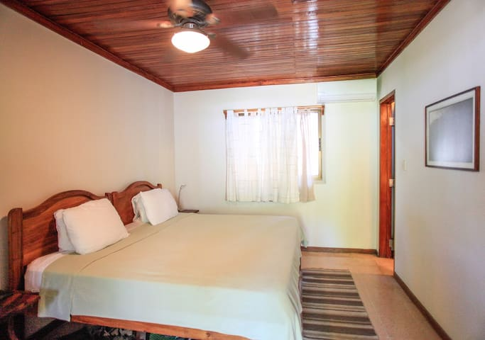 Tortuga Room Double Deluxe Beach Front
