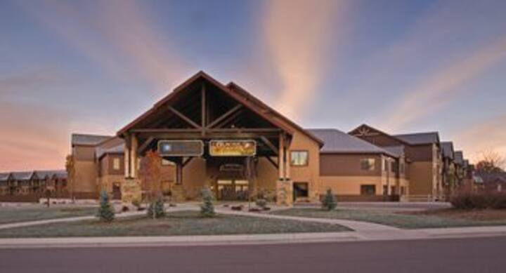 Glacier Canyon ★1Br Wyndham Resort HH2-IB★ w/Pass