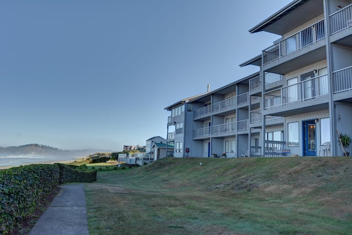 Oceanfront home in the heart of Newport perfect for a couple or small family!
